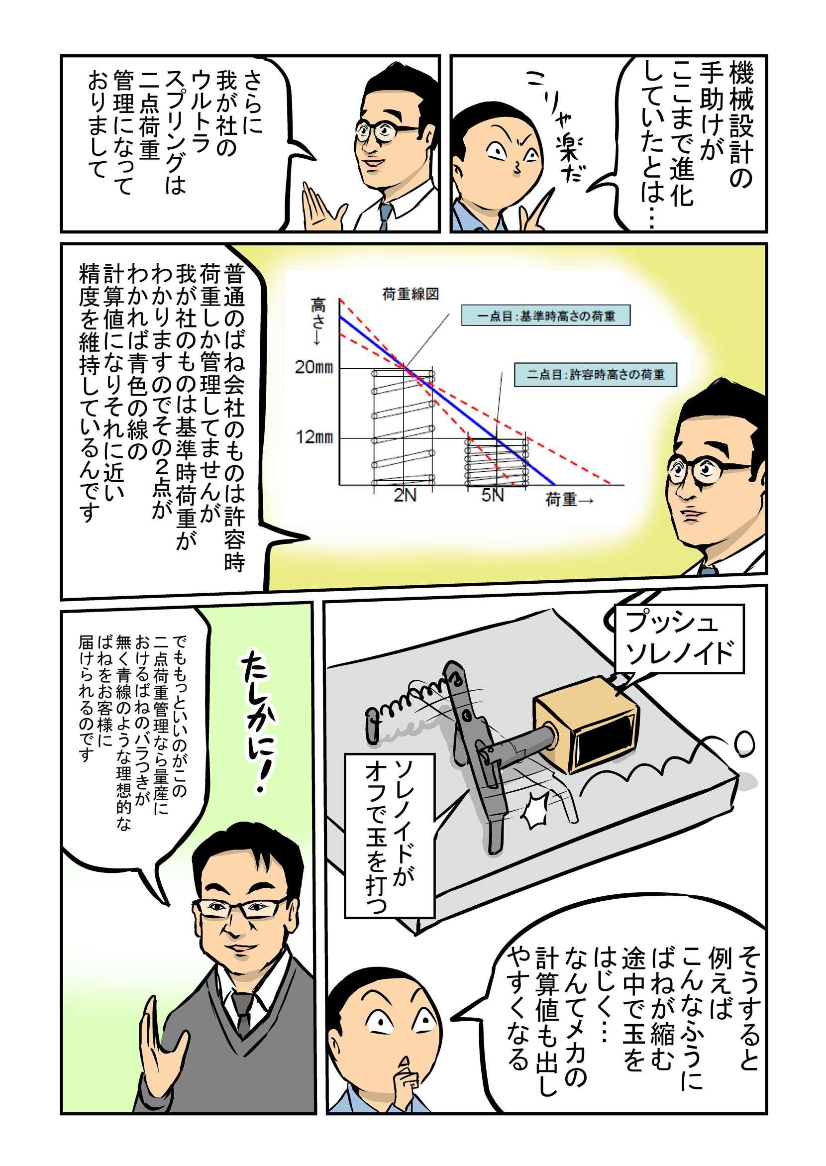 漫画シブすぎ放浪記4P